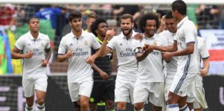 Hasil Friendly Real Madrid vs Reims2