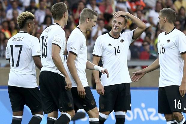 Jerman ke Perempat Final Usai Pesta Gol 10-0 2