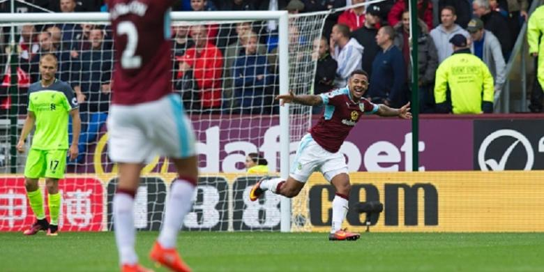 Tragis, Liverpool Dibekuk Tim Promosi Burnley