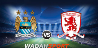Prediksi dan Preview Manchester City VS Middlesbrough 5 November 2016