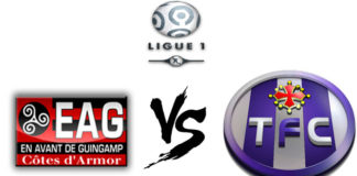 Preview dan Prediksi Guingamp vs Toulouse 16 April 2017