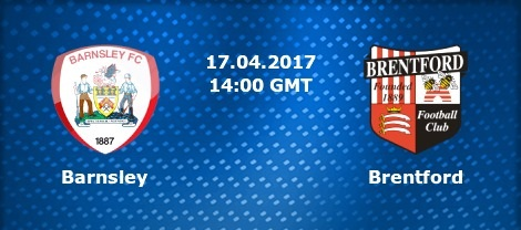 Prediksi dan Preview Barnsley vs Brentford 17 April 2017