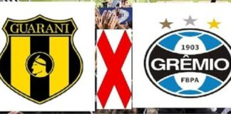 Preview dan Prediksi Guarani vs Gremio 21 April 2017