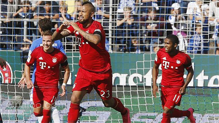 Preview Bola Bayern Munchen vs Darmstadt 98 6 Mei 2017