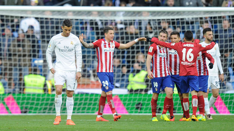 Preview Bola Atletico Madrid vs Real Madrid 11 Mei 2017