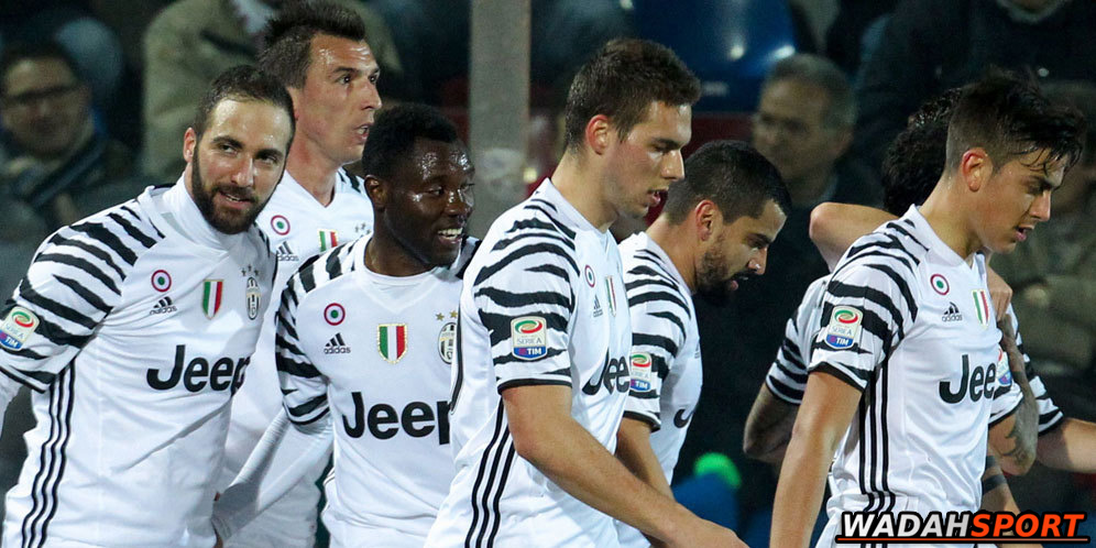 Preview Bola Juventus Vs Crotone 21 Mei 2017