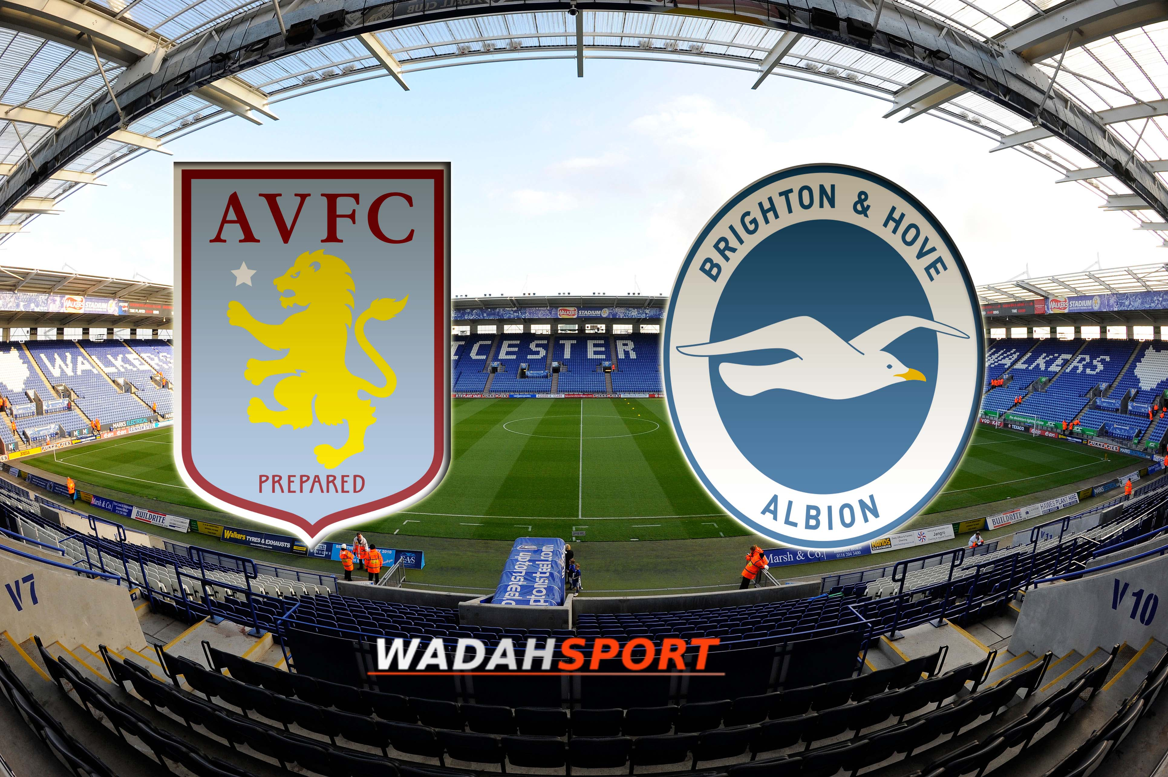 Preview Bola Aston Villa vs Brighton & Hove Albion 7 Mei 2017