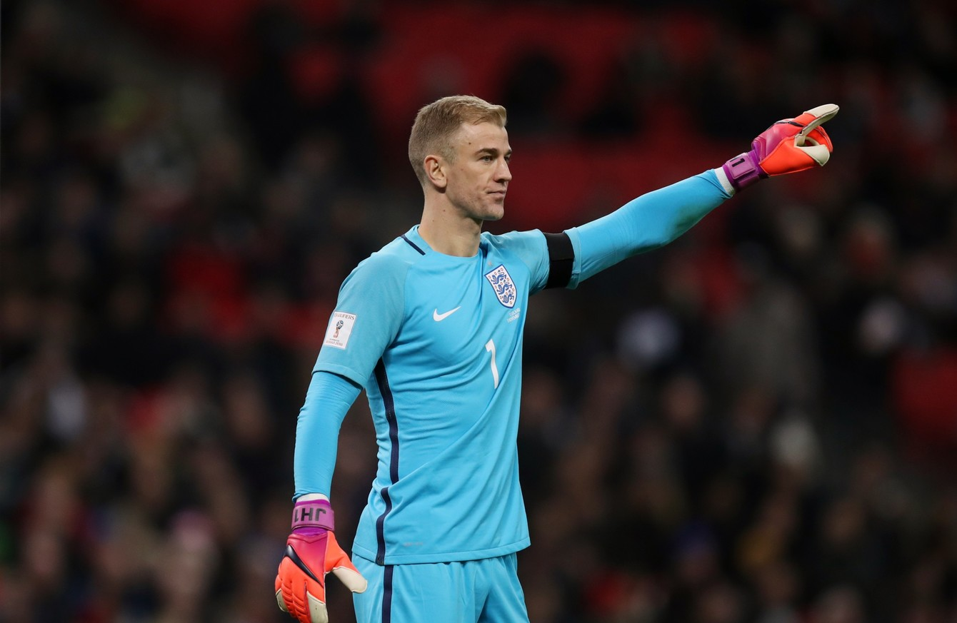 Joe Hart Senang Kembali ke Premier League