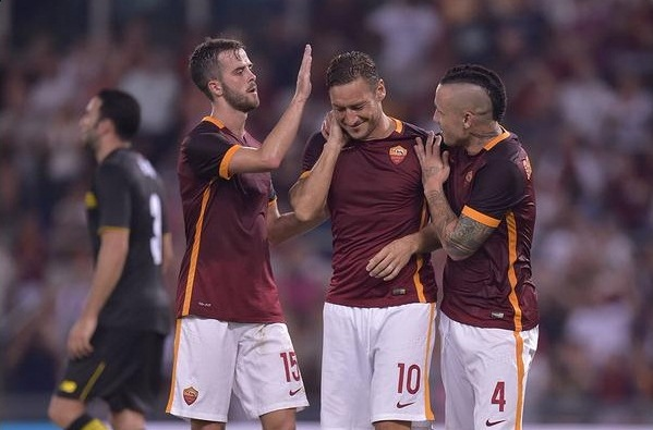 Preview Bola Sevilla vs AS Roma 11 Agustus 2017