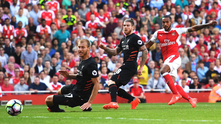 Preview Bola Liverpool Vs Arsenal 27 Agustus 2017