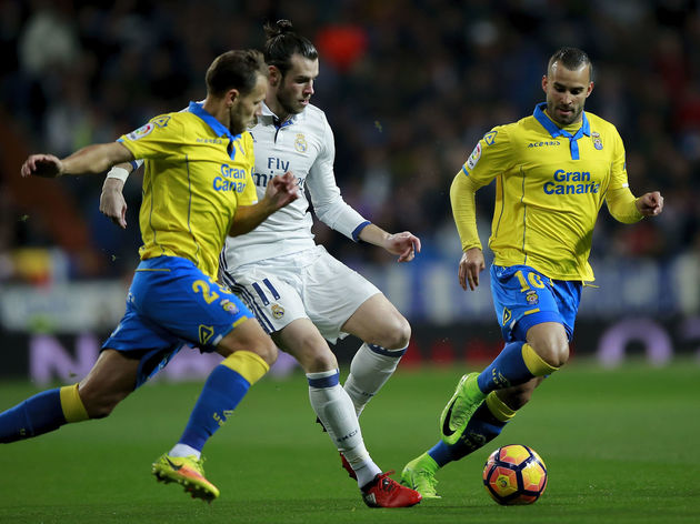 Prediksi Bola Real Madrid vs Las Palmas 6 November 2017