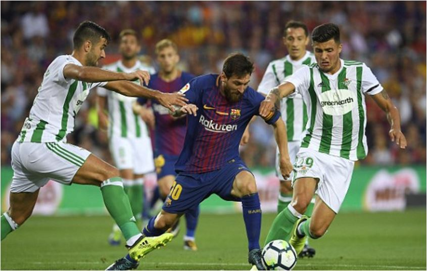 Preview Bola Real Betis vs Barcelona 22 Januari 2018