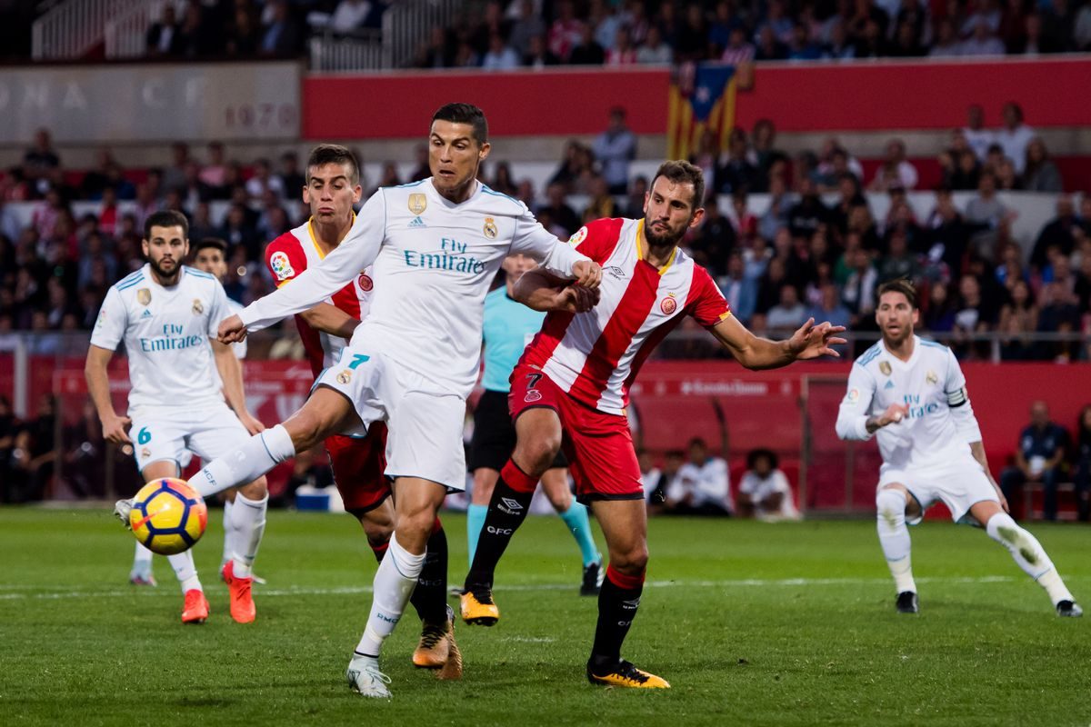 Preview Bola Real Madrid vs Girona 19 Maret 2018