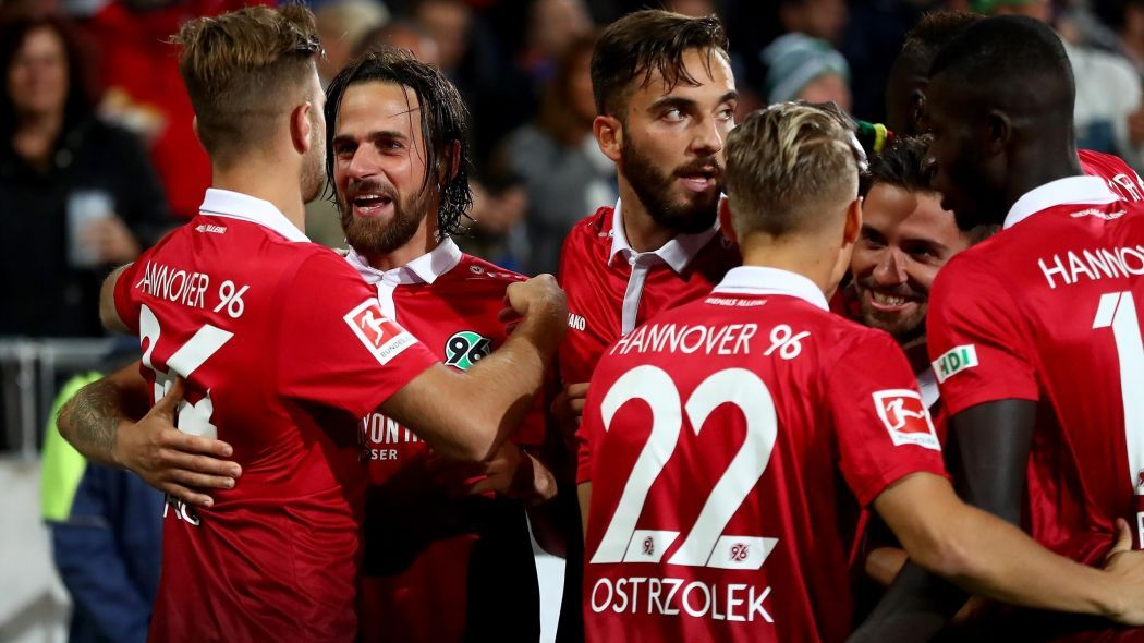 Preview Bola Hessen Kassel vs Hannover 96  17 Mei 2018