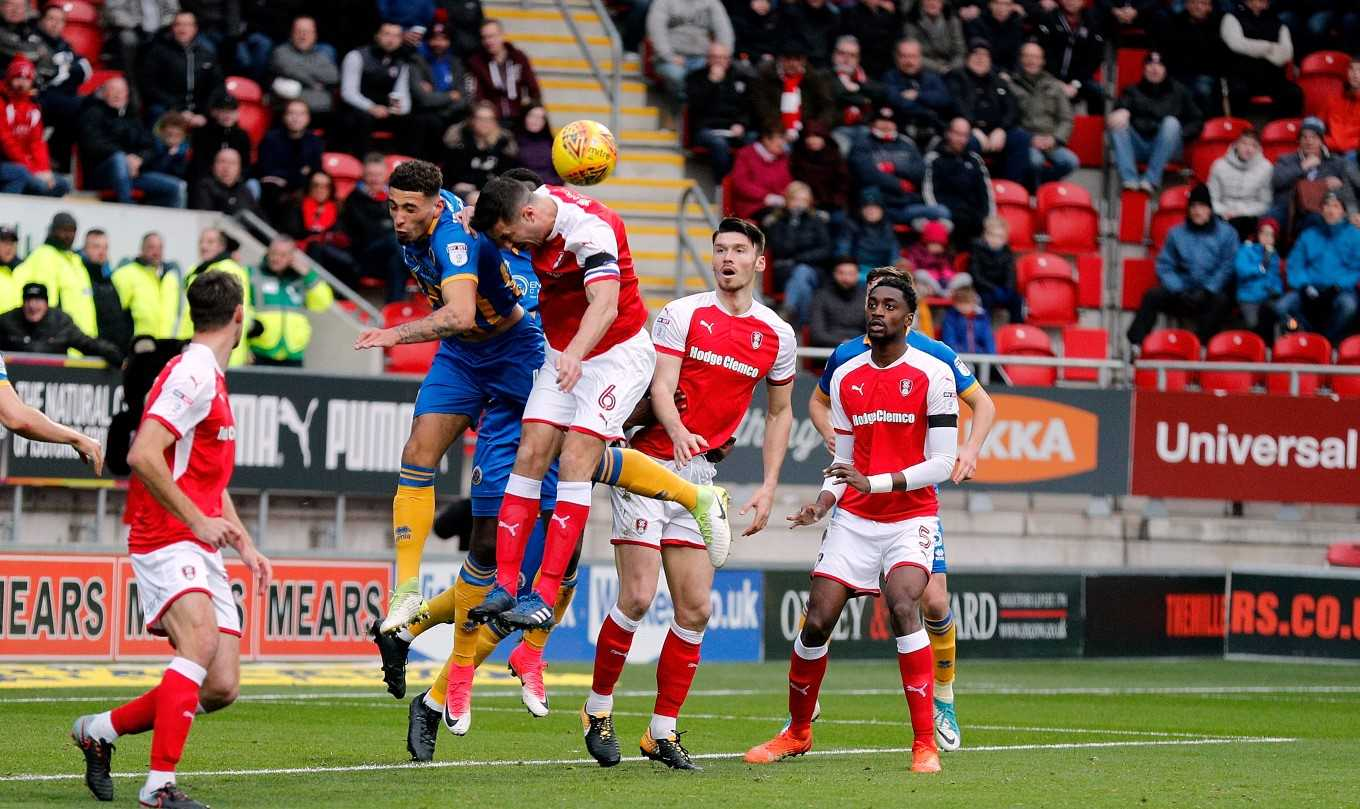 Preview Bola Rotherham United vs Shrewsbury Town 27 Mei 2018