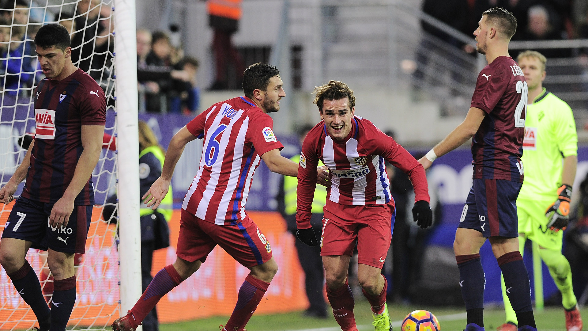 Preview Bola Atletico Madrid vs Eibar 21 Mei 2018
