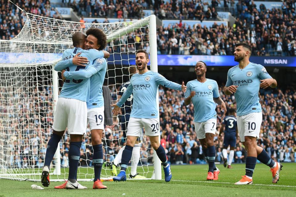 Preview Bola Manchester City vs Lyon 20 September 2018