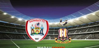 Prediksi Bola Barnsley vs Bradford City 14 November 2018