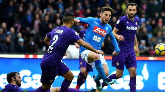 Preview Bola Fiorentina vs Napoli 10 Februari 2019