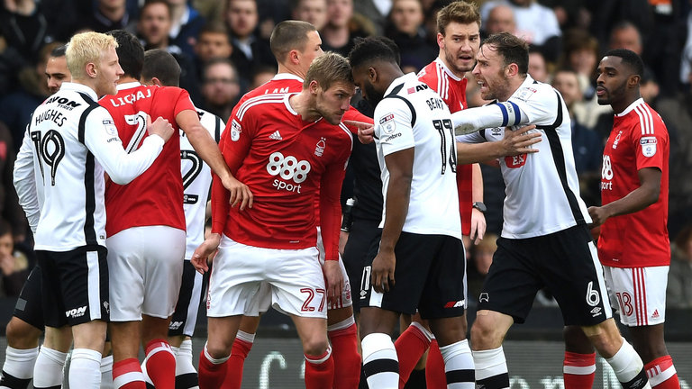 Preview Bola Nottingham Forest vs Derby County 26 Februari 2019