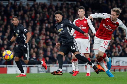 Preview Bola Arsenal vs Manchester United 10 Maret 2019