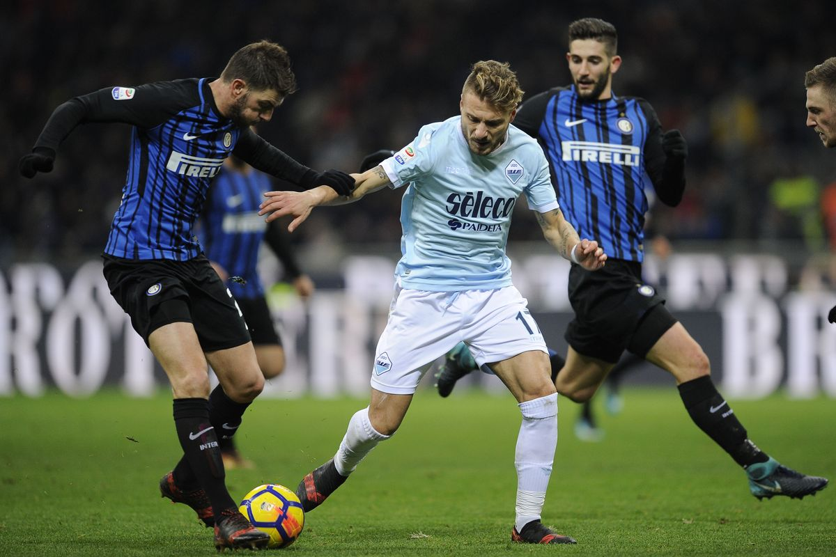 Preview Bola Internazionale vs Lazio 1 April 2019