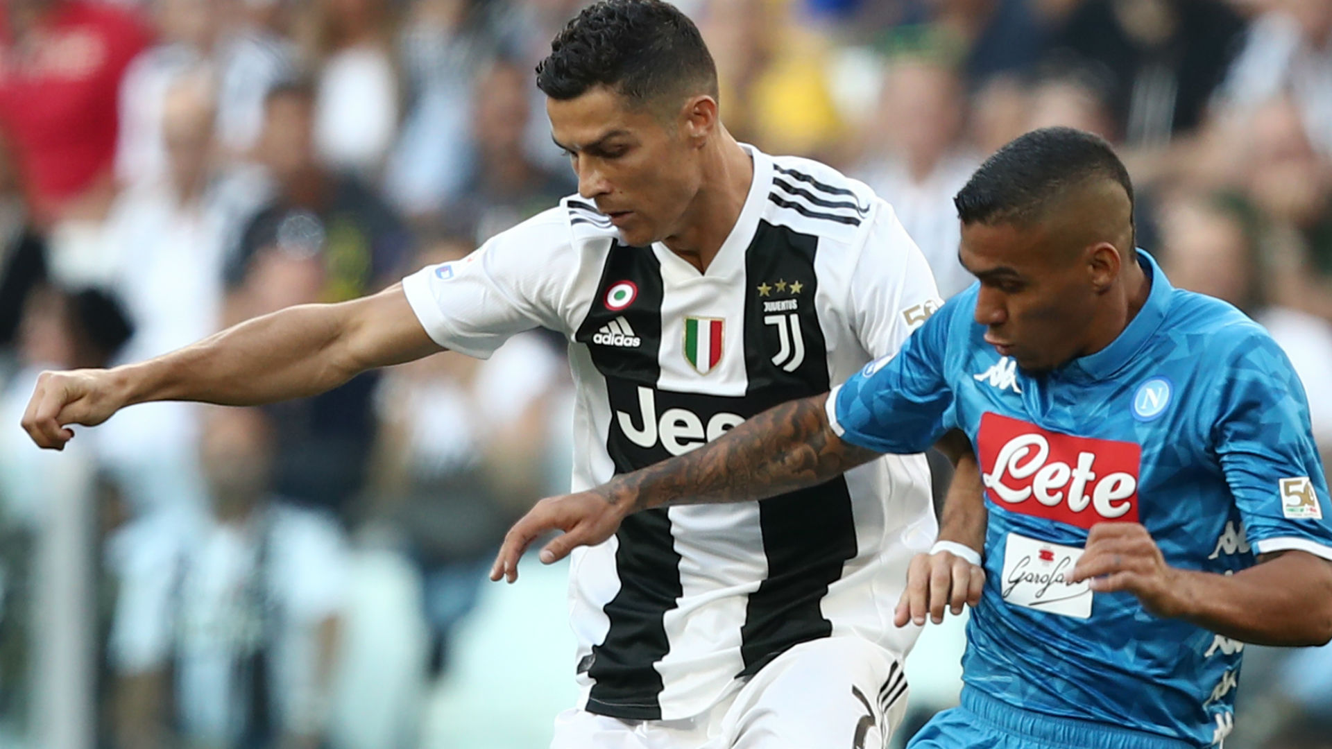 Preview Bola Napoli vs Juventus 4 Maret 2019