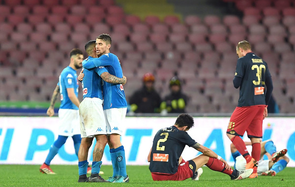 Preview Bola Napoli vs Genoa 8 April 2019