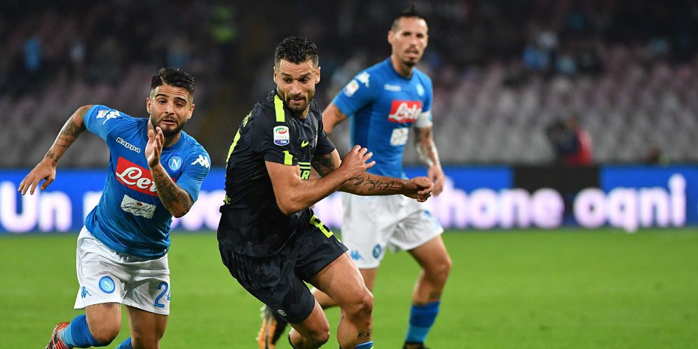 Preview Bola Napoli vs Inter Milan 20 Mei 2019