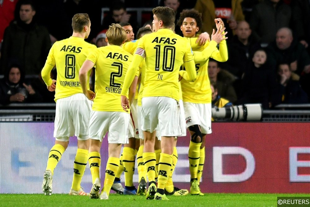 Preview Bola Excelsior vs AZ Alkmaar 16 Mei 2019