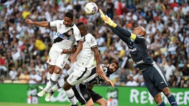 Preview Bola Botafogo vs Vasco Da Gama 2 Juni 2019
