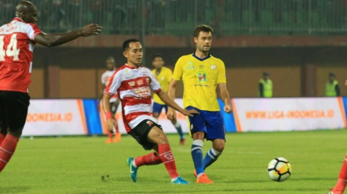 Preview Bola Barito Putera vs Madura United 24 Mei 2019
