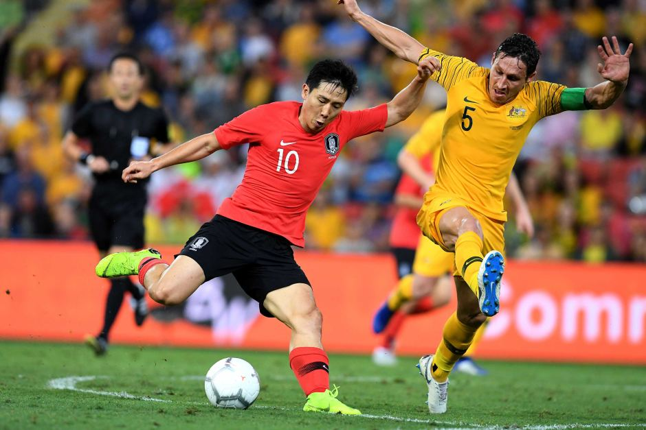 Preview Bola Republik Korea vs Australia 7 Juni 2019