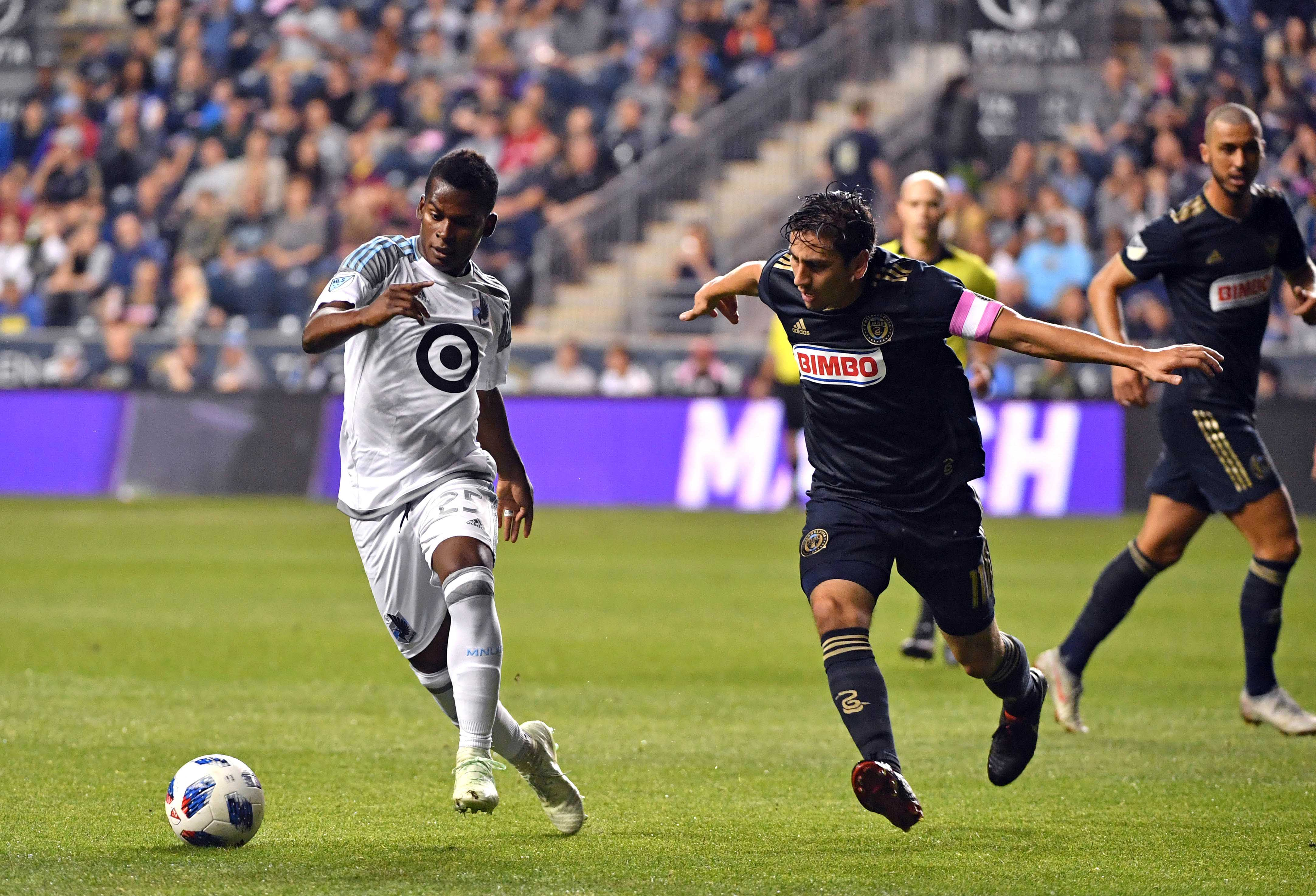 Preview Bola Minnesota United vs Philadelphia Union 3 Juni 2019