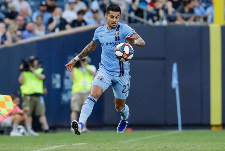 Preview Bola New York City vs Portland Timbers 8 Juli 2019