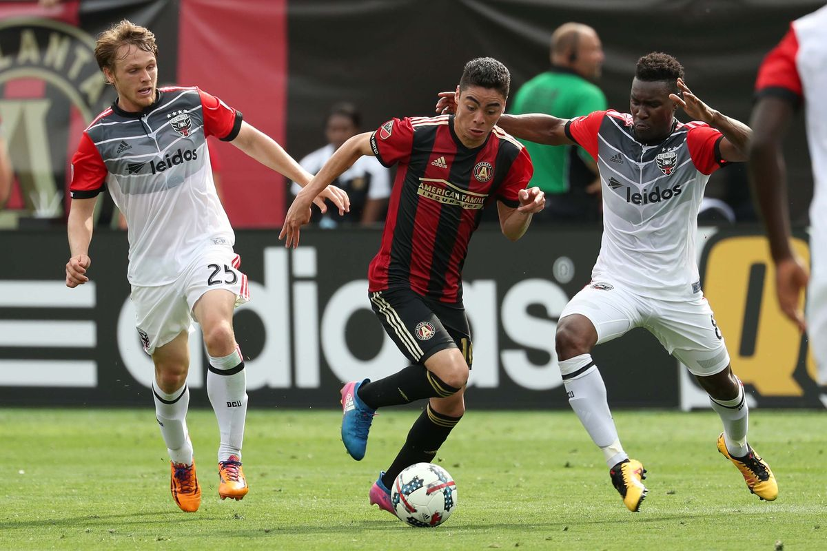 Preview Bola Atalanta United vs DC United 22 Juli 2019
